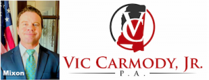 Lance Mixon - Vic Carmody, JR.