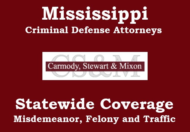 Mississippi Criminal Defense Law Firm