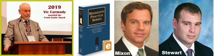 Mississippi DUI Lawyers Kevin Stewart and Lance Mixon