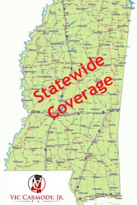 Statewide Coverage map